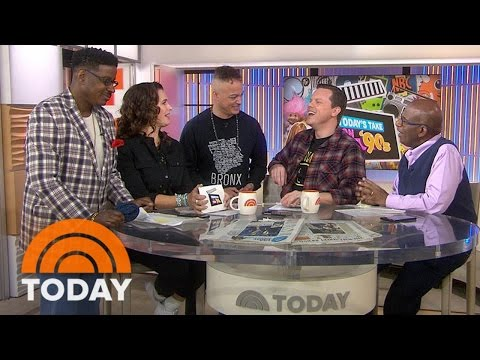 Kid 'n Play Celebrate HipHop and The '90s  TODAY