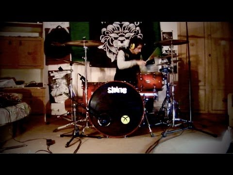 Miss May I - MASSES OF A DYiNG BREED (Drum Cover) By Zoltán Kelemen