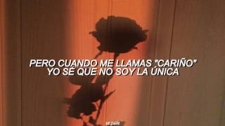 Calvin Harris & Dua Lipa - One Kiss Lyrics on screen - Subtitulado al español