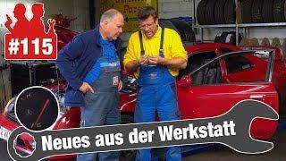 Honda Prelude ohne Temperaturanzeige - Live-Fehlersuche! | LKW fährt Holgers Außenlampe kaputt