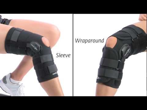 Knee Brace for Football Players