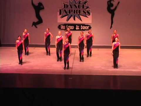 Against All Odds- Dance Express 2005 Recital