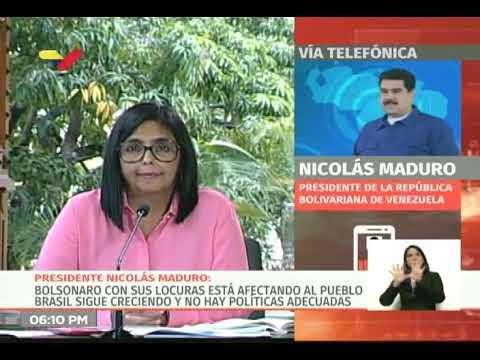 Reporte Coronavirus Venezuela, 18/04/2020: No hubo nuevos casos, informan Maduro y Delcy Rodríguez