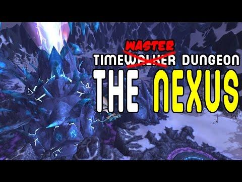 TimeWASTER Dungeons - THE NEXUS !!