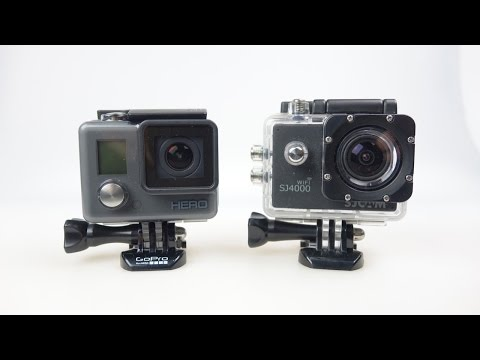 Budget Action Cam Showdown: GoPro Hero (Full Review) vs SJ4000