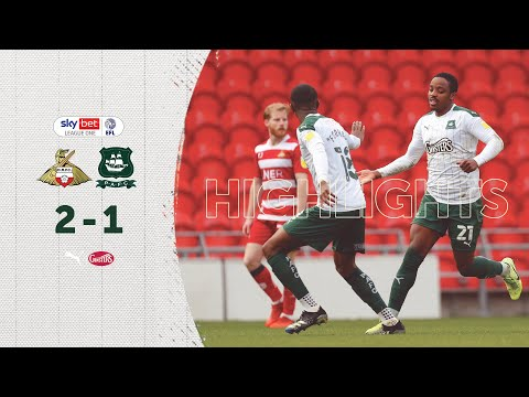 Doncaster Plymouth Goals And Highlights