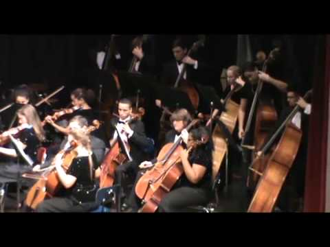 Oberlin HS Winter 2014 String Orchestra