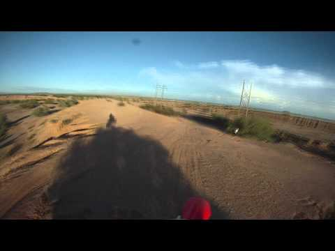 Motocross @ Redrock AZ Freeriding