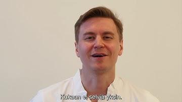 Keuhkolääkäri Jere Reijula