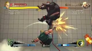 Super Street Fighter IV Arcade Edition: Abel (Kiwi) vs Rufus (Vuld Ogre)