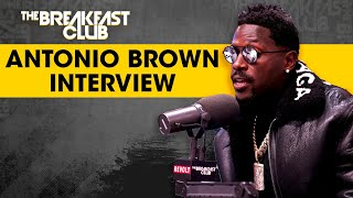 Antonio Brown Speaks On Problematic Behavior, Ben Roethlisberger, JuJu Smith-Schuster + More