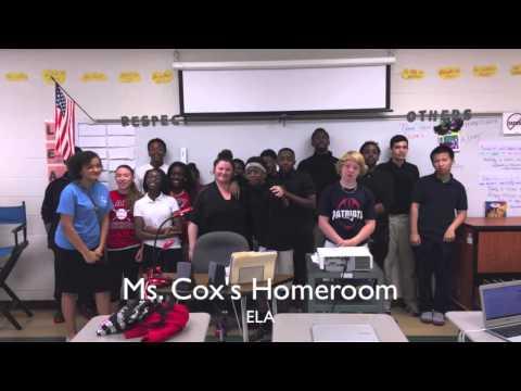 Farmville Middle School 8th Grade Farewell Video