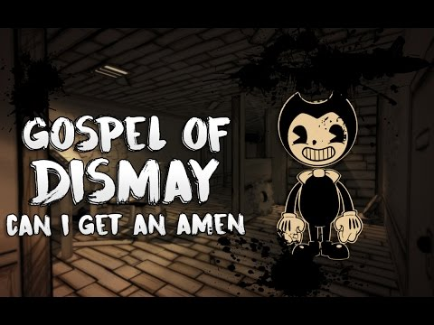 BENDY CHAPTER TWO SONG (Gospel of Dismay) EXTENDED PREVIEW LYRIC VIDEO