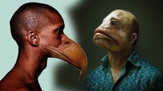 Загадки эволюции. Теория Дарвина - полная чушь!