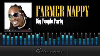 Download Farmer Nappy - Big People Party [Soca 2014] MP3 song and Music Video