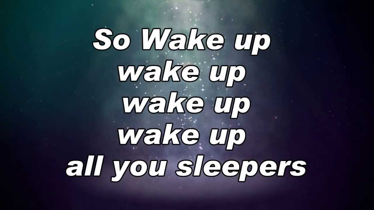 Wake Up, All Sons and Daughters lyrics   YouTube