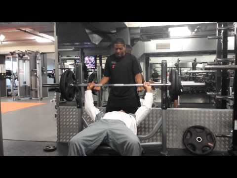 VIP and JRX Fitness First Workout 27