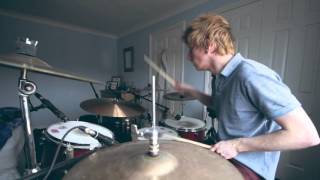 Muse - Psycho Drum Cover