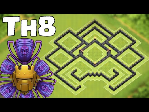 Vdyoutube Download Video Undefeated Best Town Hall 8 Trophy Base