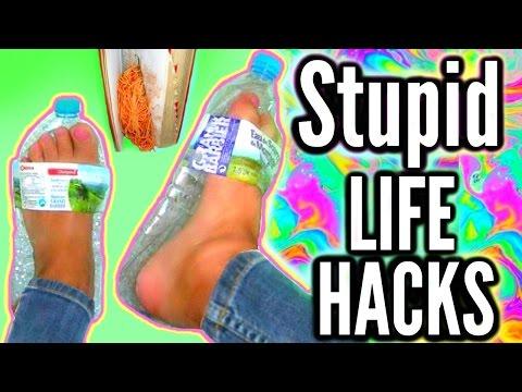 Stupid Life Hacks That Actually Work!