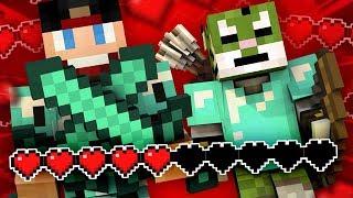 HALVE LEVENS OVERPOWERED EGG WARS! - Minecraft
