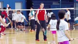 Alex Bruce: TO2015 Pan Am Games Badminton Hopeful
