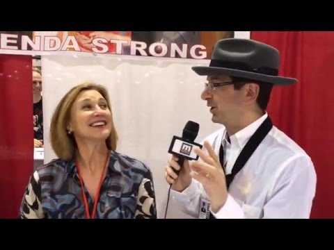Interview with actress Brenda Strong at Motor City Comic Con 2016