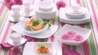 Изящная и качественная посуда Luminarc, Tupperware, Domenik, Taller.(, 2015-10-07T20:13:57.000Z)
