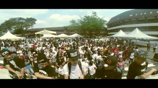 Caprice- XDE HAL BRO (freestyle video) @ ICCPJ 8.2.14