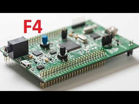 Stm32F4 Usart Polling and Interrupt ( Transmit + Receive ) - VN25