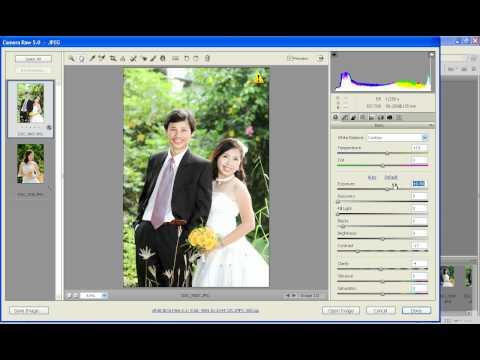 Photoshop CS4 - Phan 1 - Bai 12 - Sao chep thuoc tinh trong BR