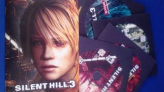 *RARE* UNBOXING - Silent Hill 3 PC (USA)