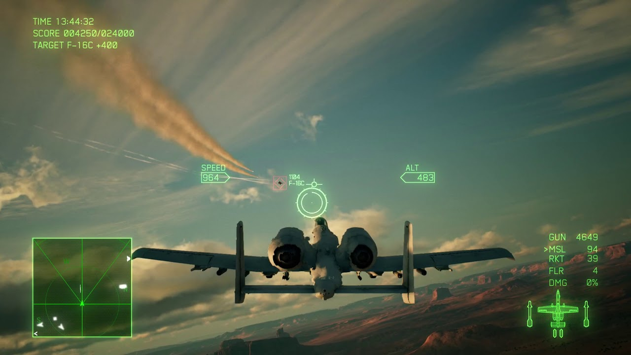 Download Ace Combat 7 Playthrough | Mission 6 | Long Day (Expert Controls)