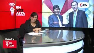 En voz alta con Rosa María Palacios: Entrevista a alcalde Jorge Muñoz