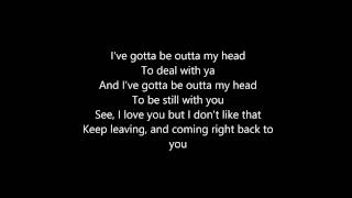 Mila J - Smoke, Drink, Break-Up (Lyrics)