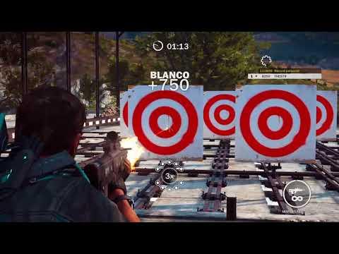 Just Cause 3 | Desafíos de Galería de tiro | 5 piezas