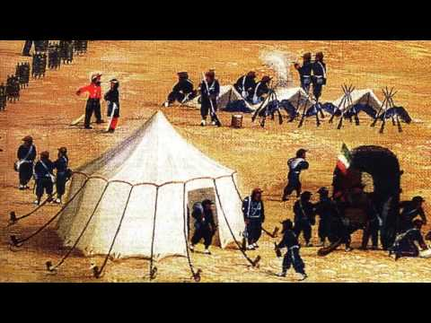 Candido Lopez e la guerra del Paraguay