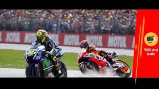 MOTO GP 2017 | DUEL SENGIT ROSSI VS MARQUEZ