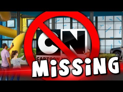 The MISSING Cartoon Network Hotel