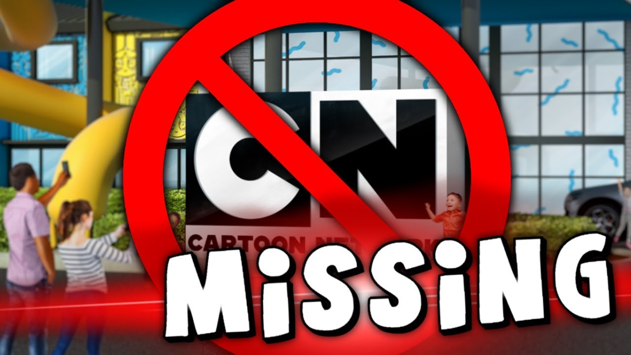 The Missing Cartoon Network Hotel Youtube