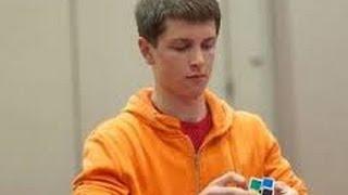 Feliks Zemdegs - 2x2 Rubik's Cube Former World Record Average Solves