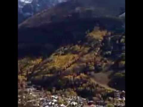 Telluride Gold Season: Jud Wiebe Trail