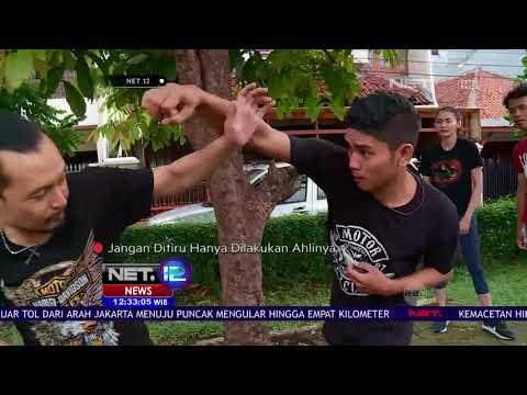 Komunitas Stuntman Di Indonesia - NET12