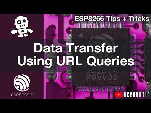 ESP8266 Control NeoPixels Using URL Queries In Arduino IDE (Mac OSX and Windows)