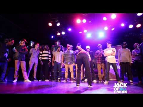 Abnormal vs PopNTod | Finals | JACK OF ALL TRADES | January 2014