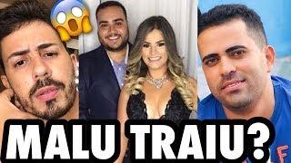 Baixar Malu traiu Reynaldo com Roninho? Carlinhos Maia parou de seguir