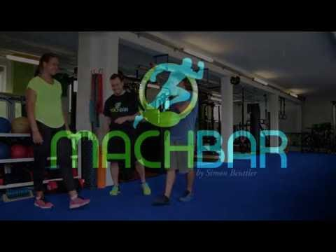 Impression Workout with Lida Marozava Tennis Player (Double Ranking 104)  from Belarus #MACHBAR