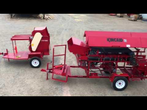 Kincaid Equipment - 360 View Threshers
