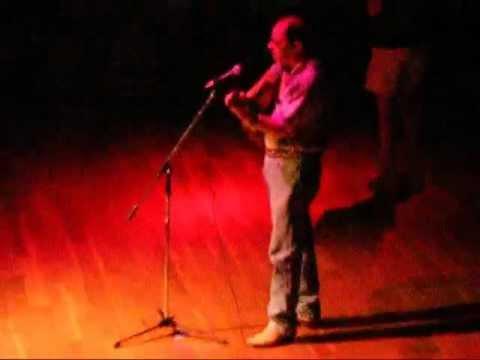 EC Artist James Brizendine performance 2010
