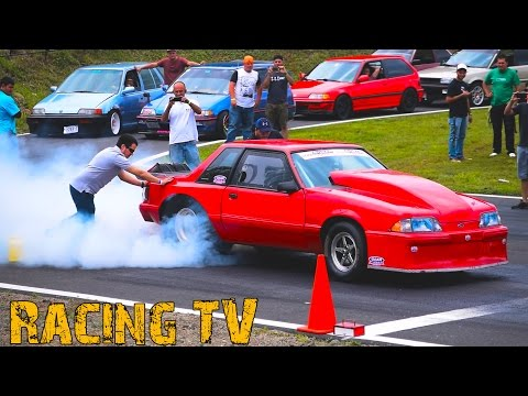 Racing TV  Piques La Guacima.parte II